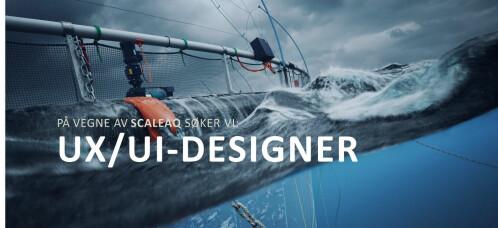 UX/UI-Designer - ScaleAQ