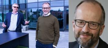 Bits: Norske banker har gjort sine vurderinger og har kommet til en annen konklusjon enn P27