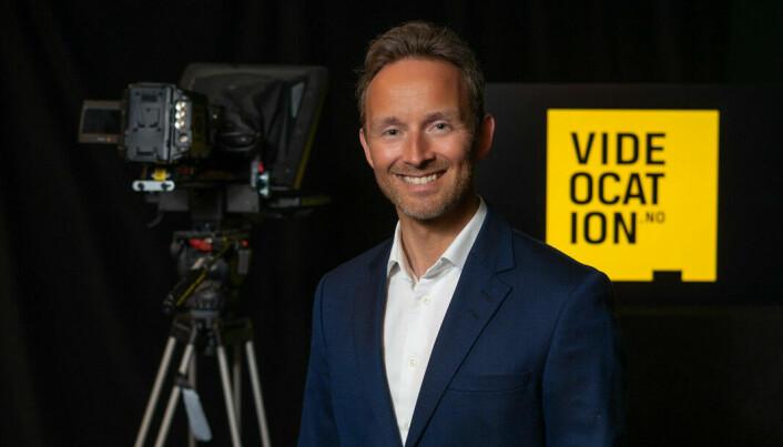 Marius Olsen, daglig leder i Videocation, lager nå en kursserie om OKR.