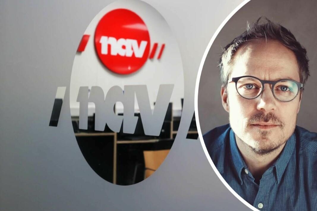 Daniel Neegard er kontorsjef Design i Nav IT.