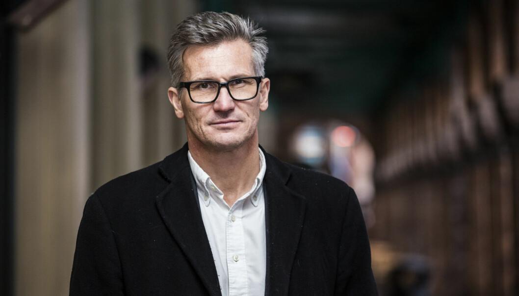 Jurist, forfatter og direktør i Datatilsynet, Bjørn Erik Thon. Foto: Mariam Butt