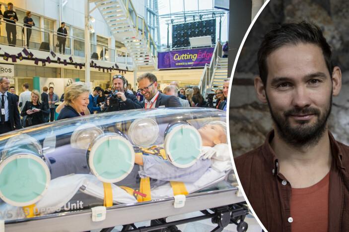 «Espen Rostrup Nakstad ble rik på å tenke nytt - det skal Norge være glad for»