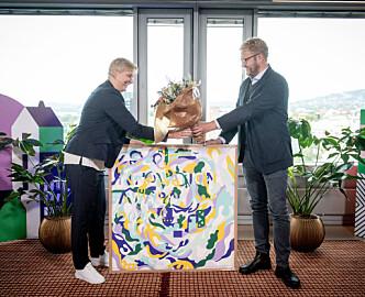 Epiguard vant Oslo Innovation Award