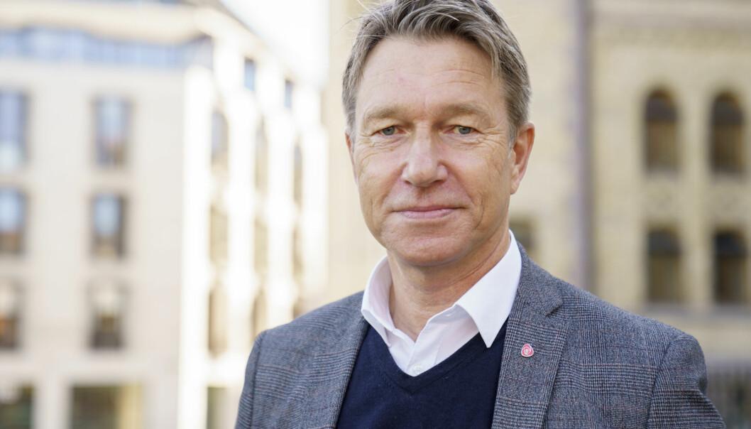Terje Aasland (Ap) mener et eventuelt gründervisum bør være en del av en større, nordisk satsing.