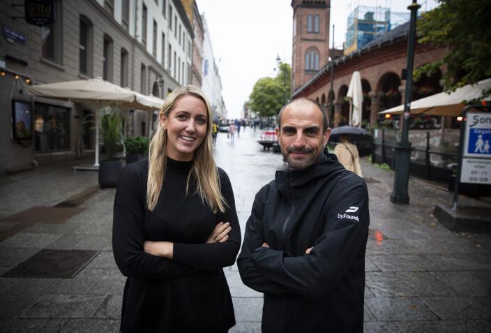 Gründere fra Oda, Kahoot og Forgerock backer nytt nordisk milliardfond, og nå skal Eric Lagier og Sara Rywe skjerpe satsingen i Norge