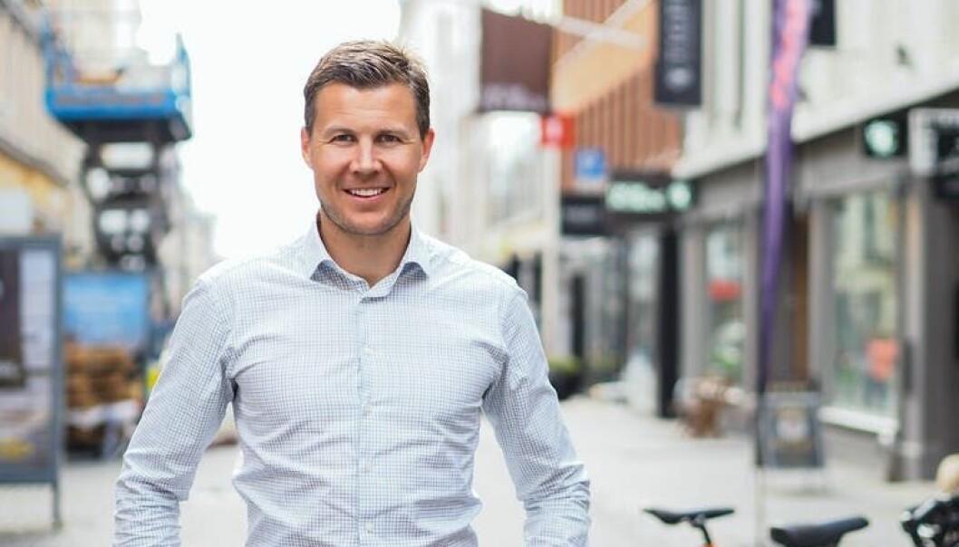 Eirik Martinsen har hatt ansvaret for strategi og forretningsutvikling i Finn reise, samt arbeid med markedsplassens nye vekstområder.