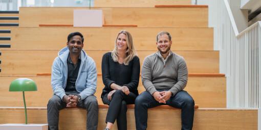 Henter ny markedssjef fra alarm-startup