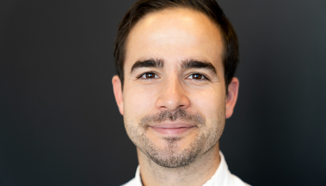 Tor Daneshmand er daglig leder og gründer i selskapet First Engineers.