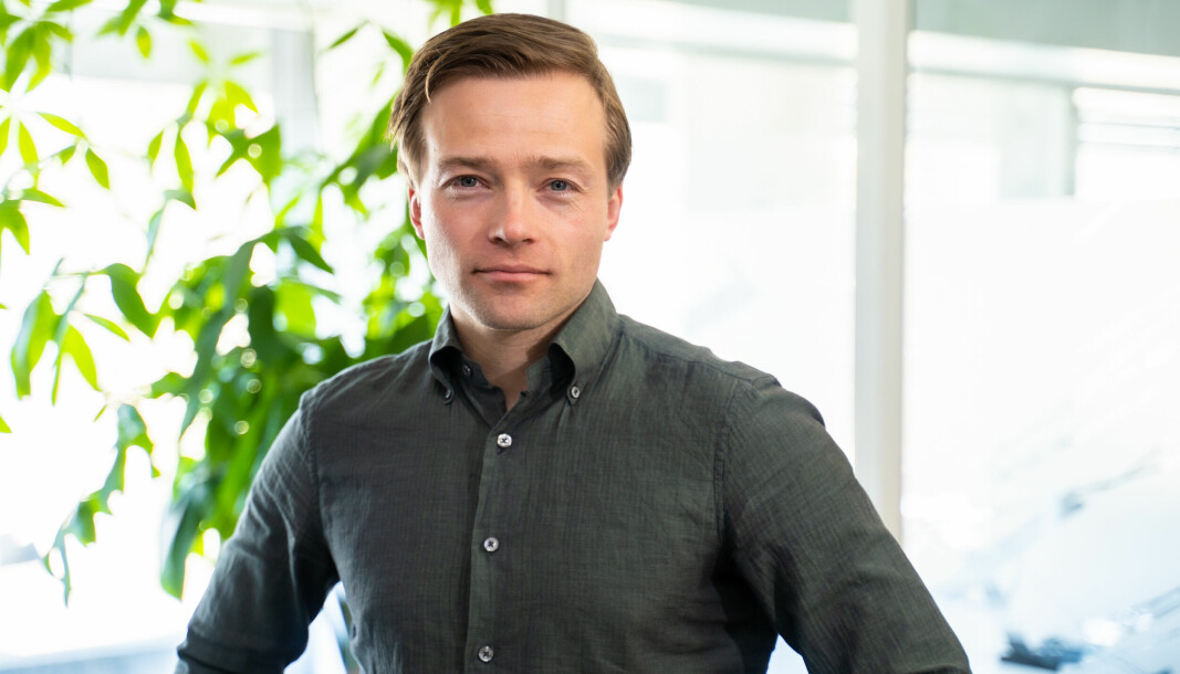 Christoffer Herheim er gründer og daglig leder i Optio Incentives.