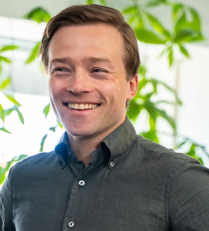 Christoffer Herheim i Optio Incentives.