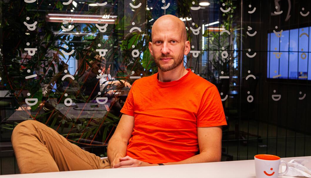 Vipps Checkout tar sikte på SMB-kundene, ifølge produktsjefen, Jørgen Dalland Selfors.
