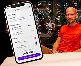 Går etter SMB-kunder med checkout-løsning, men lanseringen blir «uvippsk»