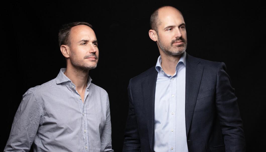 Gründere av Verve Venture Steffen Wagner og Lukas Weber