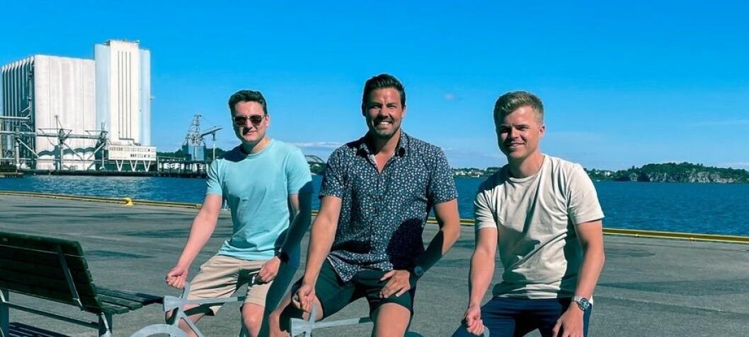 De har vært med på suksessfulle reiser i Zaptec og Bikefinder. Nå bygger de en ny startup sammen