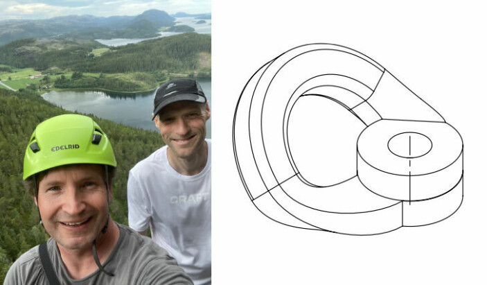 Defigo-gründerens ukjente prosjekt: Har fått 16 millioner kroner til ny klatre-tech