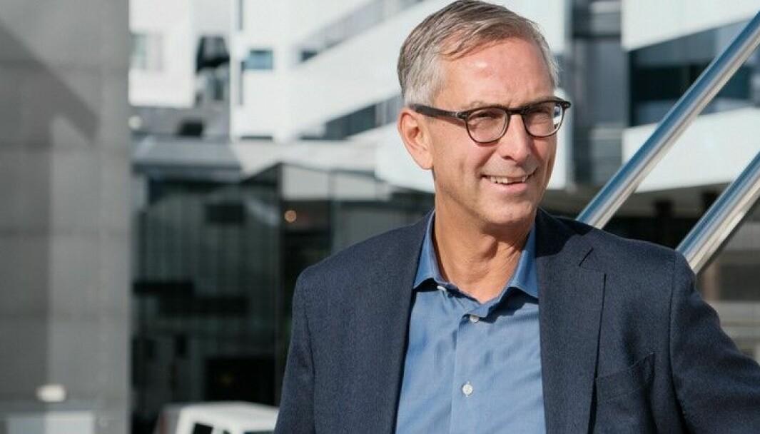Michael Jacobs har gått fra administrerende dirketør i Atea til daglig leder I Felltech AS