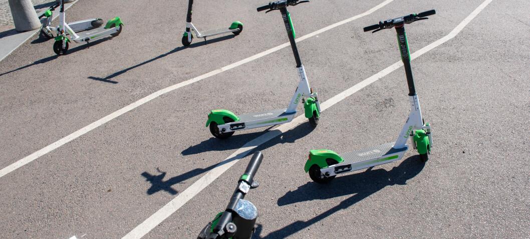 Flere klager på nye elsparkesykkelregler i Oslo