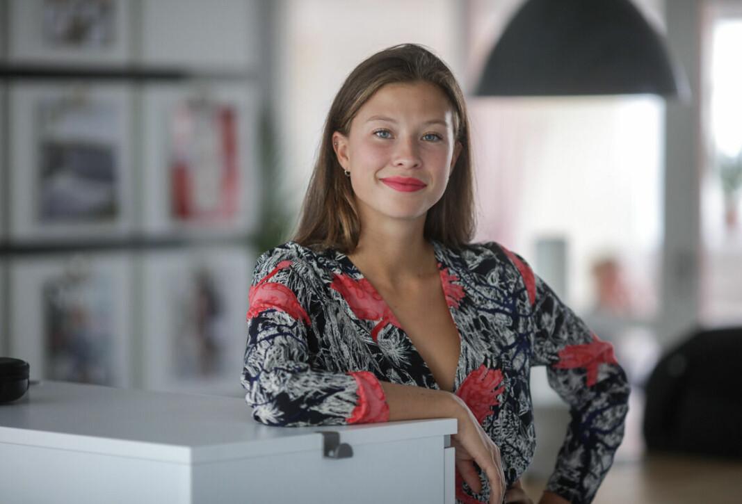 Sigrun Stenseth ble nylig ansatt som ny markedsføringssjef i Tise. Hun hadde sist jobbet seks år i Trigger.