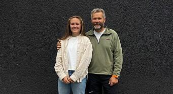 Far og datter vil få slutt på spøkelsesfiske med ny duppedings