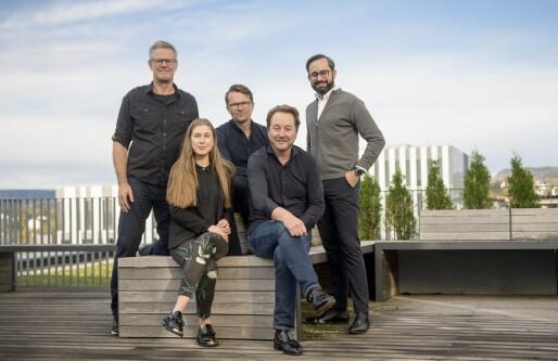 Kjell Inge Røkke bygger tech-hub og startupfond på 300 millioner kroner