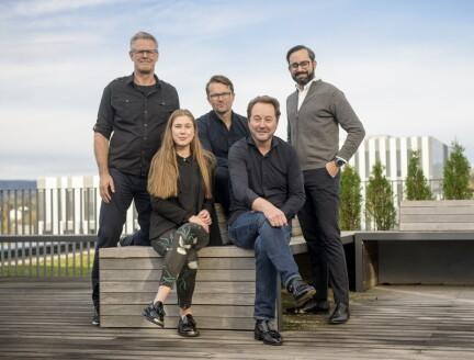 Kjell Inge Røkke bygger tek-hub og startup-fond på 300 millioner kroner