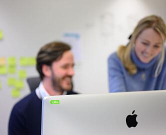 Produktteam søker front-end utvikler | Eika Gruppen AS