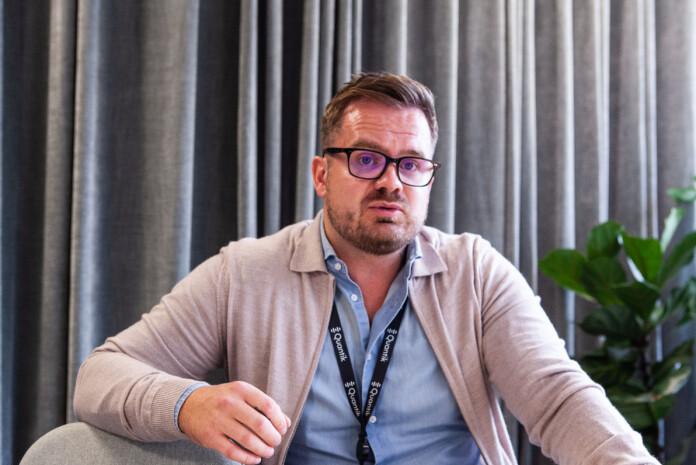 Smartkontrakt-startupen styrte unna blockchain-hypen