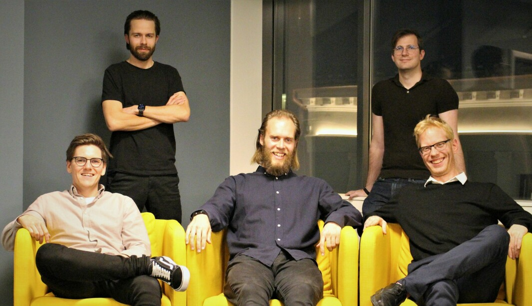 Teknologi-sjefer går sammen om å investere i startups